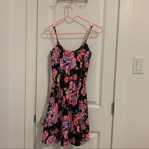 Charlotte Russe Cute Flower Mini Dress